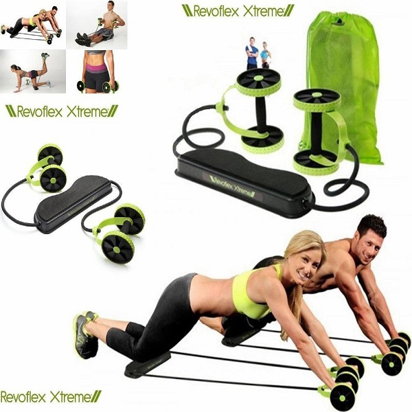 Revoflex Xtreme Full Body Workout - OzifaBD